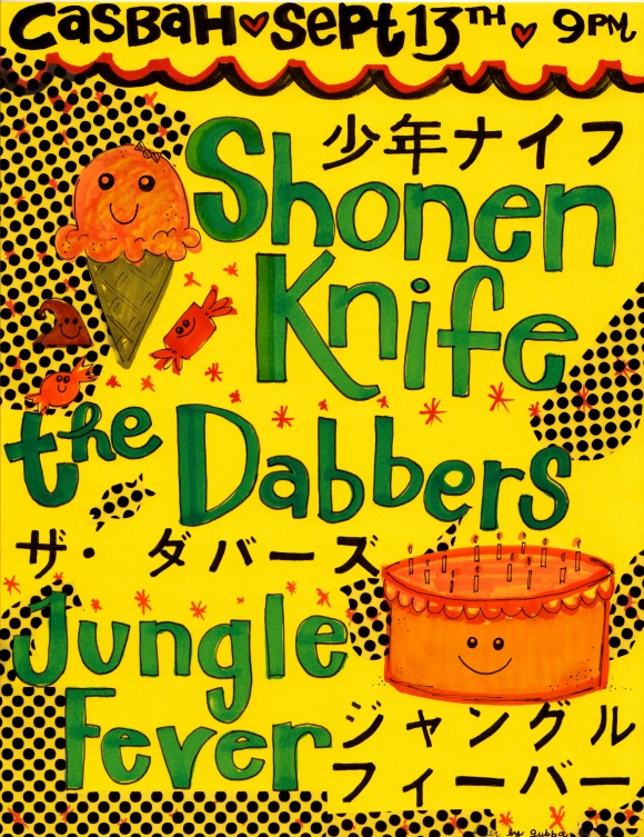 Shonen_Knife_Flyer_2