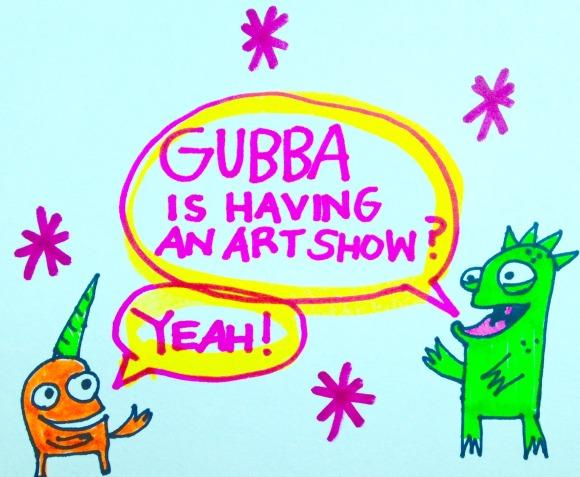 Gubba Art Show