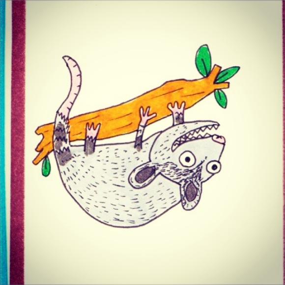 Ol Possum by Shelby Gubba