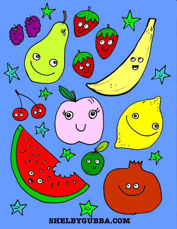 fruits_colored WITH LOGO
